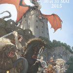affiche festival BD montreuil-bellay 2015