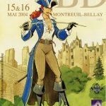 affiche festiva bd montreuil-bellay 2004