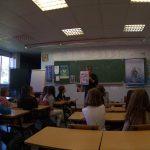 Intervention en école primaire de MARKO - Festival 2017