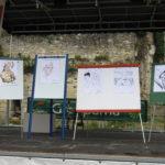 Oeuvres du concours dessin - Festival 2018